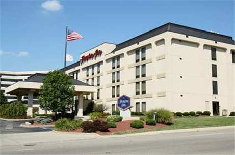Hampton Inn Cincinnati Northwest Fairfield Cover Picture