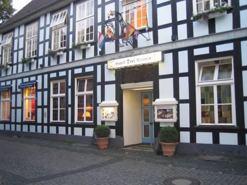 Hotel Drei Kronen Cover Picture