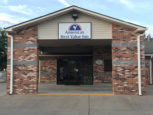 Americas Best Value Inn Cabot Cover Picture