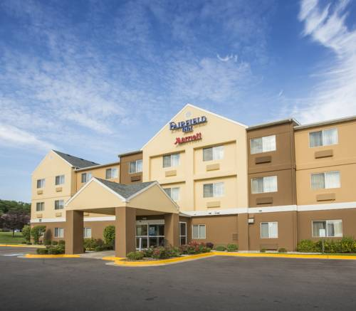Fairfield Inn & Suites South Bend Mishawaka Cover Picture