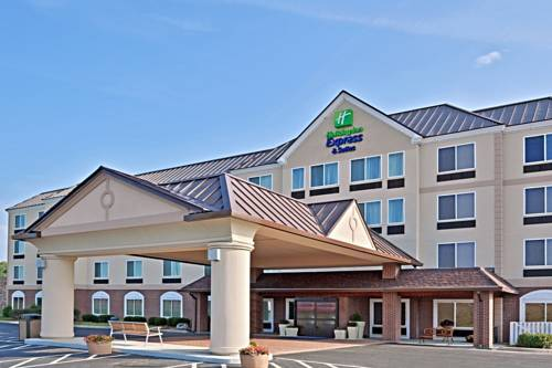 Holiday Inn Express Hotel & Suites Newark-Heath Cover Picture