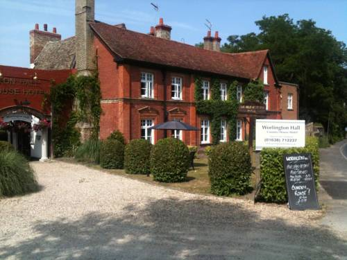 Worlington Hall Hotel Cover Picture