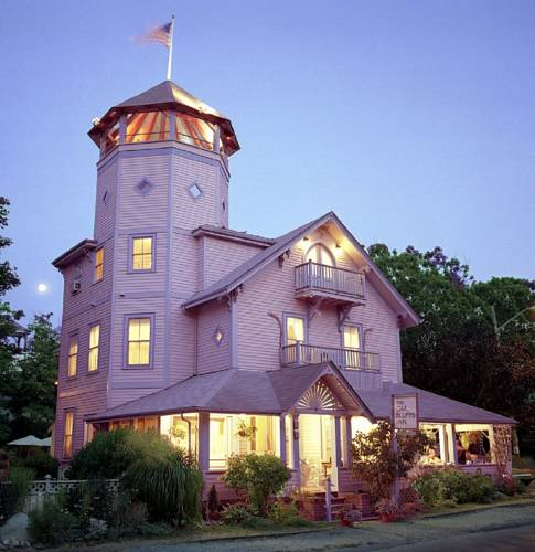 The Oak Bluffs Inn Cover Picture