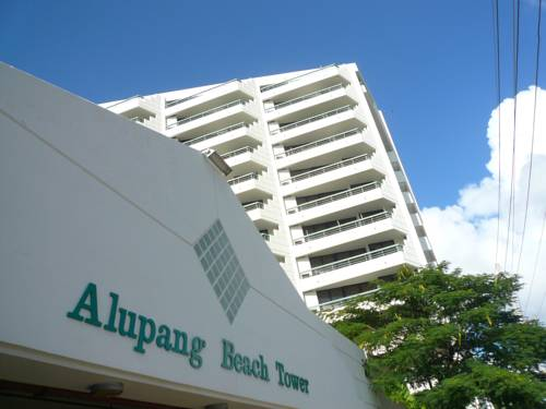 Alupang Beach Tower Cover Picture