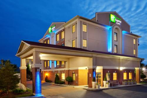 Holiday Inn Express Hotel & Suites Barrie Cover Picture