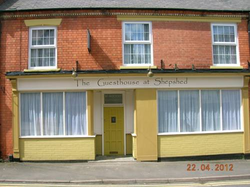 The Guesthouse at Shepshed Cover Picture