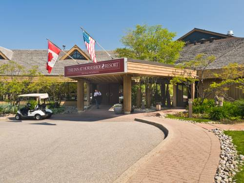 Horseshoe Resort Cover Picture