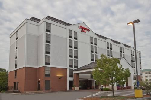 Hampton Inn Boston/Peabody Cover Picture