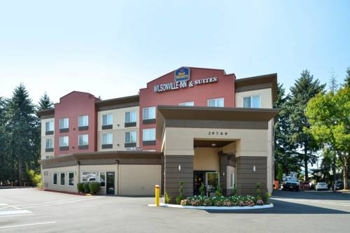 Best Western Wilsonville Inn & Suites Cover Picture