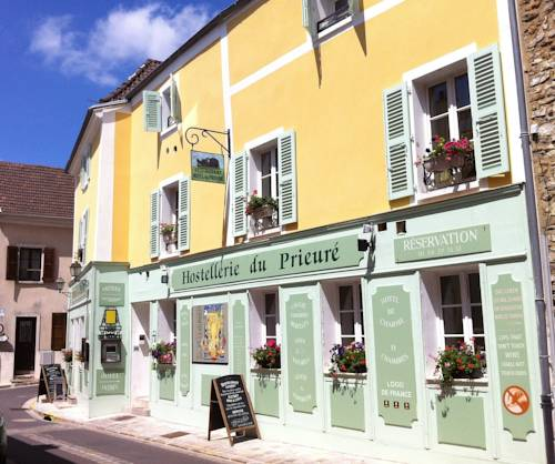 Hostellerie Du Prieure Cover Picture