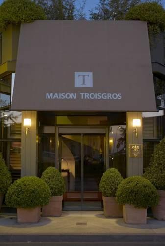 La Maison Troisgros Cover Picture