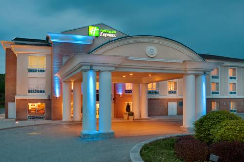 Holiday Inn Express Hotel & Suites Findley Lake Cover Picture