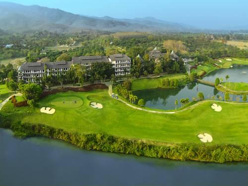 Gassan Khuntan Golf & Resort Cover Picture