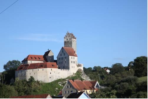 Burg Katzenstein Cover Picture