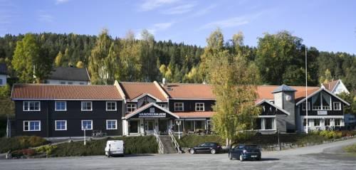 Kongsberg Vandrerhjem Cover Picture