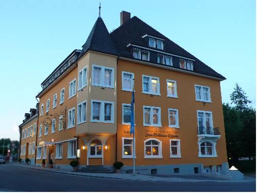 Ringhotel Zum Goldenen Ochsen Cover Picture
