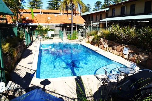 Cottesloe Beach Chalets Cover Picture