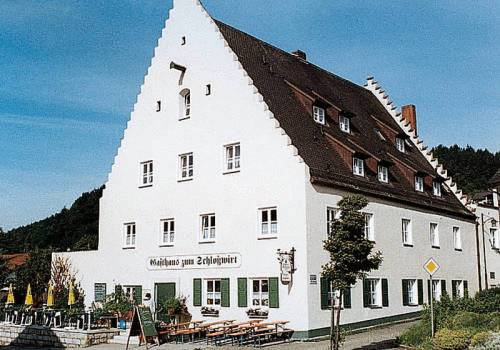 Gasthaus zum Schloßwirt Cover Picture
