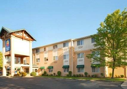 Comfort Inn South-Medford Cover Picture