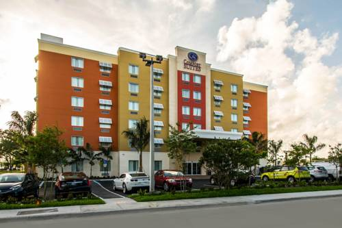 Comfort Suites Fort Lauderdale Airport South & Cruise Port Cover Picture