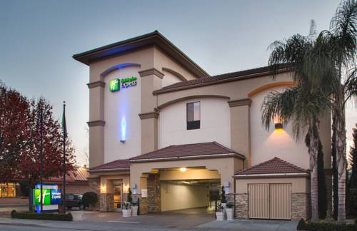 Holiday Inn Express Redwood City Central Cover Picture