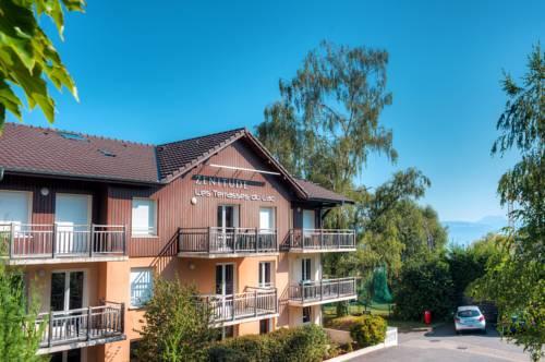 Zenitude Hôtel-Résidences Les Terrasses du Lac Cover Picture