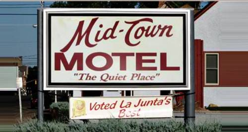 Midtown Motel Cover Picture