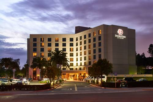 DoubleTree by Hilton Irvine Spectrum Cover Picture