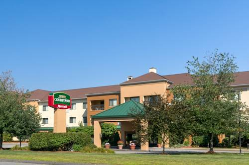 Courtyard by Marriott Boston Westborough Cover Picture