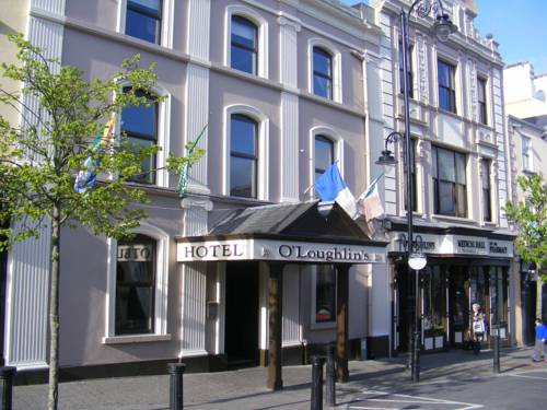 O'Loughlins Hotel Cover Picture