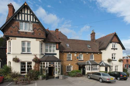 Heart of England Hotel Weedon by Marston's Inns Cover Picture