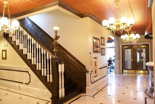 The Union Hotel Cover Picture