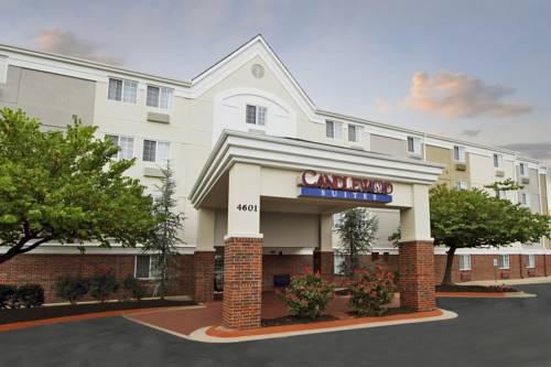 Candlewood Suites Rogers-Bentonville Cover Picture