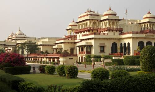 Taj Rambagh Palace Cover Picture