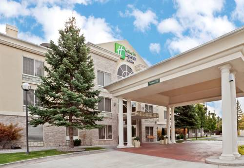 Holiday Inn Express Hotel & Suites Idaho Falls Cover Picture