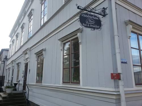 STF Hostel Mitt i Härnösand Cover Picture