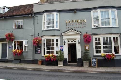 Saffron Hotel Cover Picture