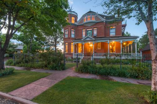 Lumber Baron Inn and Gardens Cover Picture