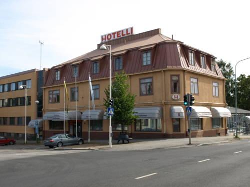 Hotelli Iisalmen Seurahuone Cover Picture