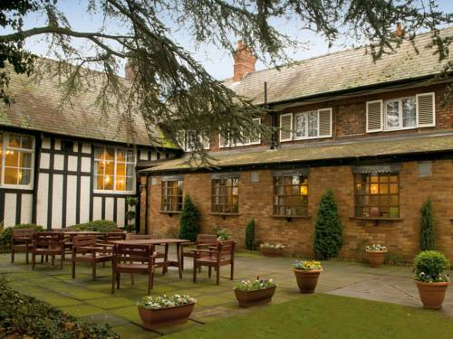 The Lymm Hotel Cover Picture