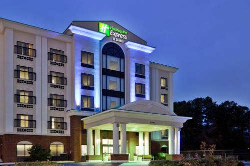 Holiday Inn Express Hotel & Suites - Wilson - Downtown Cover Picture