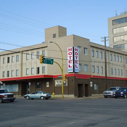 Beaver Hotel Cover Picture