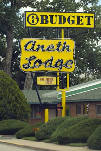 Aneth Lodge Budget 6 Cover Picture