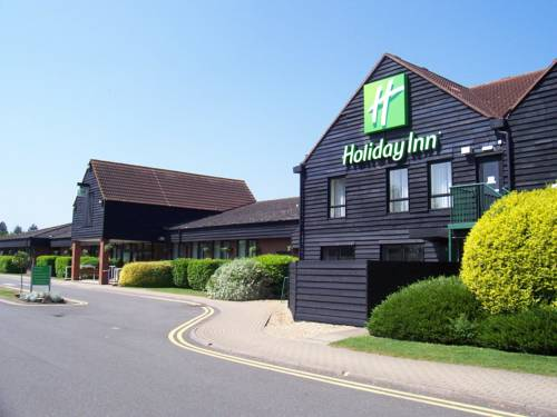 Holiday Inn Cambridge Cover Picture