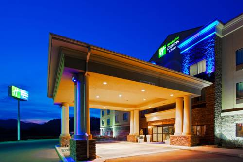 Holiday Inn Express Hotel & Suites Weston Cover Picture