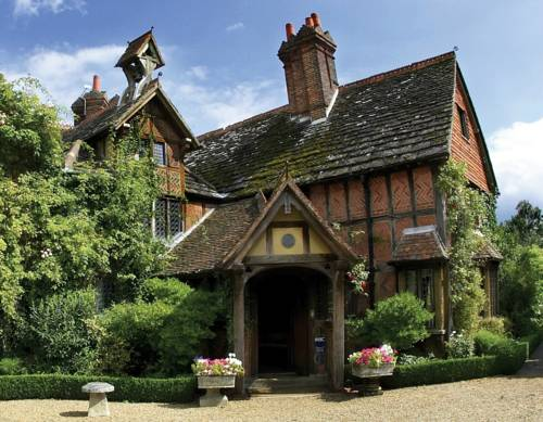 Langshott Manor - A Small Luxury Hotel Cover Picture