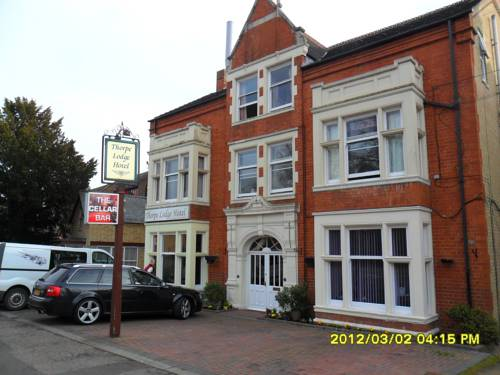 Thorpe Lodge Hotel Cover Picture