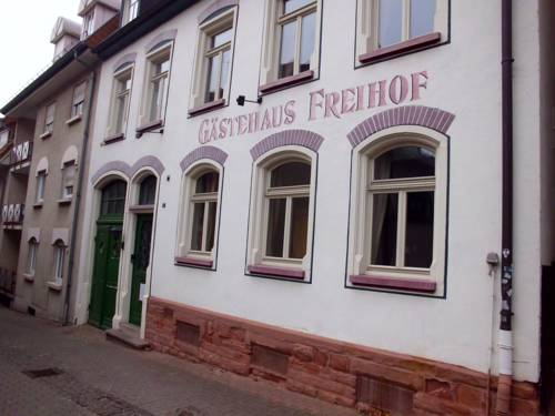 Hotel Freihof Cover Picture