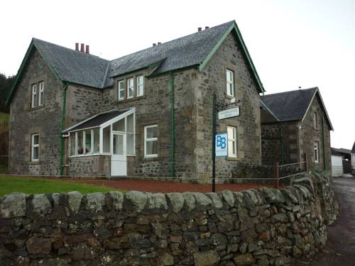 Gilkerscleugh Farmhouse B&B Cover Picture