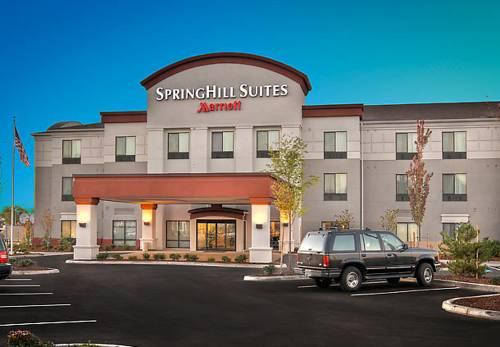SpringHill Suites by Marriott Medford Cover Picture